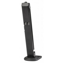 Tactical Force CO2 Gas Blowback 6XP Magazine - BLACK
