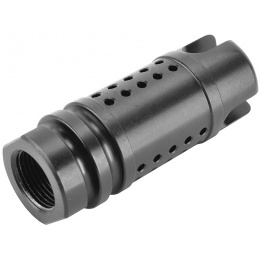 PTS Griffin Armament M4SDII 14mm CCW Airsoft Flash Compensator