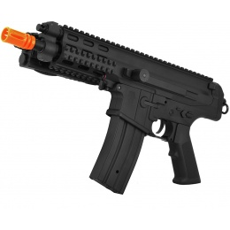 Echo1 Robinson Armament XCR-P Polymer Airsoft AEG Pistol - BLACK