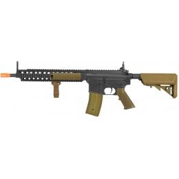 Airsoft Megastore Custom Gun Builder Polymer M4 RIS AEG - Tan