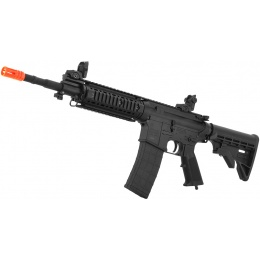 Tippmann Airsoft M4 Carbine CO2 / HPA Blowback Rifle - BLACK
