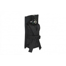 Tippmann Airsoft MOLLE 68ci HPA Tank Holder Pouch - BLACK