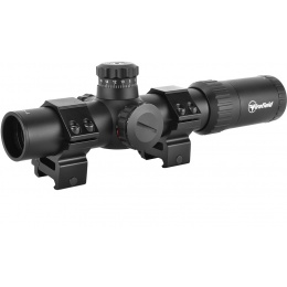Firefield Close Combat 1-4x24 Dual-Illuminated Airsoft Rifle Scope