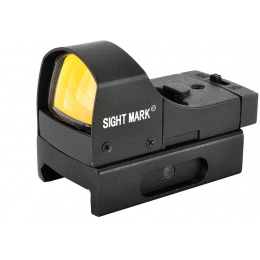 Sightmark Mini Shot Holographic Reflex Red Dot Sight w/ Weaver Mount