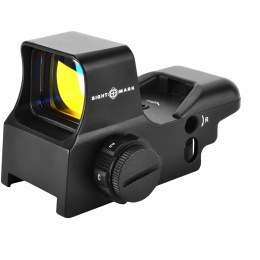 Sightmark 5-Intensity Ultra Shot Red Dot Reflex Sight w/ 20mm Mount