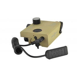 Sightmark LoPro Low Profile Green Laser Designator Unit - DARK EARTH