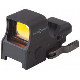 Sightmark 5-Intensity Ultra Shot Reflex Sight QD Digital Switch