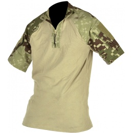 LBX Tactical Short Sleeve Assaulter Combat Shirt - PROJECT HONOR CAMO