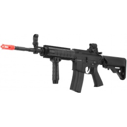 DBoys Tactical CQB-R M4 Full Metal Airsoft AEG with Crane Stock