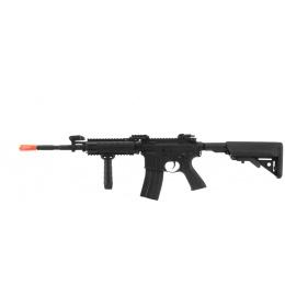 DBoys M4 RAS II CQB Full Metal AEG Rifle with Crane Stock