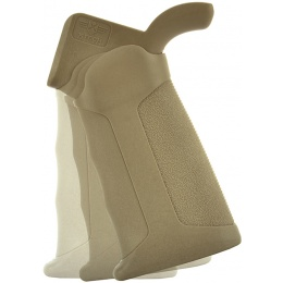 XTECH Tactical Adjustable Tactical Grip ATG AR-15 Pistol Grip - TAN