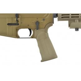 XTECH Tactical Adjustable Tactical Grip ATG AR-15 Pistol Grip - TAN