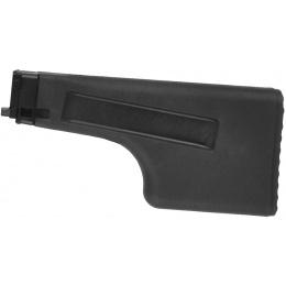 ZVD Arms RPK Folding Fixed Polymer Stock - BLACK