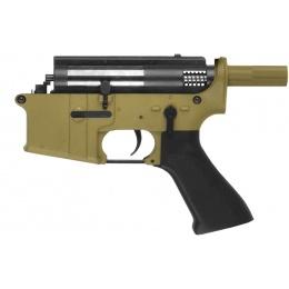 Golden Eagle M4 Polymer Lower Receiver - TAN/BLACK