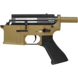 Golden Eagle M27 Polymer Lower Receiver - TAN/BLACK