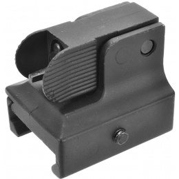 Golden Eagle Classic Flip Up Front Sight for 20mm Railed Airsoft AEG