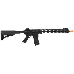 Golden Eagle Airsoft M4 Rifle w/ Free Float 21