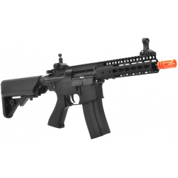 GE M4 Carbine Airsoft AEG Rifle w/ Full Metal KeyMod RIS - BLACK