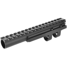 Golden Eagle Airsoft AK74 Gas Tube Top Rail Handguard
