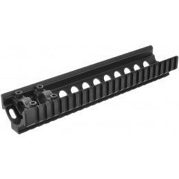 Golden Eagle 20mm CNC Aluminum Rail Handguard for AK Series AEG