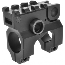 Golden Eagle Folding Front Sight Tower for M4 / M16 Series AEG