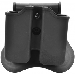 Cytac CY-MP-P2 Double Magazine Pouch for M92, Taurus 24/7 and More