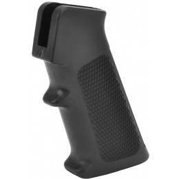 WE Tech Airsoft M16/M4 GBBR Mil-Spec Polymer Pistol Grip - BLACK