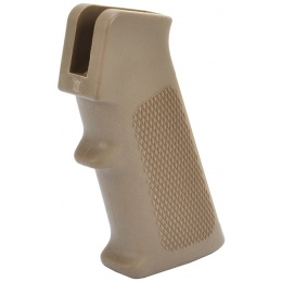 WE Tech Airsoft M16/M4 GBBR Mil-Spec Polymer Pistol Grip - TAN