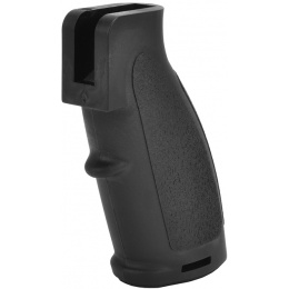 WE Tech 888C Pistol Grip for GBB M4 / M16 / M27 Airsoft Rifles - BLACK