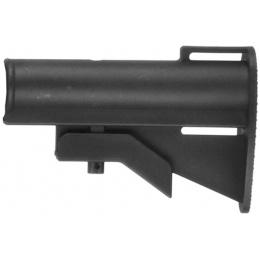WE Tech Retractable XM177 Series SOPMOD Stock - BLACK