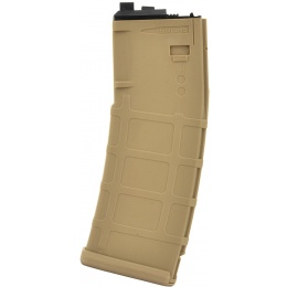 WE Tech 30rd MSK Gas Blowback GBBR Airsoft Magazine - DARK EARTH