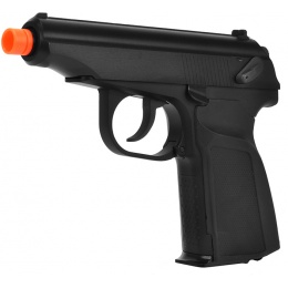 WE Tech Makarov Full Metal GBB Airsoft Pistol - Black