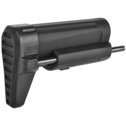 Krytac CCS Collapsible Compact Carbine Stock for M4 AEG Airsoft Guns
