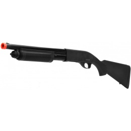 PPS M870 Police Magnum Pump Action Green Gas / CO2 Airsoft Shotgun