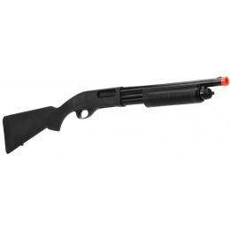 PPS M870 Police Magnum Pump Action Green Gas / CO2 Airsoft Shotgun