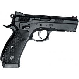 ASG CZ 75 SP-01 Metal Gas Blowback Airsoft Pistol - BLACK