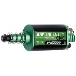 ASG Ultimate CNC Airsoft Infinity Short Axle Motor - 30,000 RPM