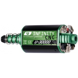 ASG Ultimate CNC Airsoft Infinity Long Axle Motor - 30,000 RPM