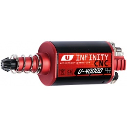 ASG Ultimate CNC Airsoft Infinity Long Axle Motor - 40,000 RPM
