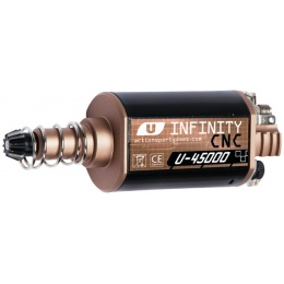 ASG Ultimate CNC Airsoft Infinity Long Axle Motor - 45,000 RPM