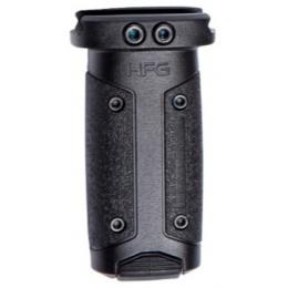 ASG HERA Fiberglass Polymer HFG Vertical Grip - BLACK