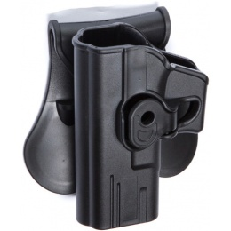 ASG Strike System Polymer Retention Holster for G Models - LEFT HANDED