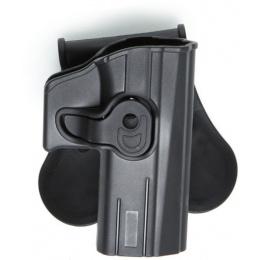 ASG Strike System Polymer CZ P-07/09 Pistol Holster - BLACK