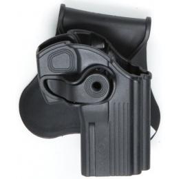 ASG Strike System Polymer CZ75D Pistol Holster - BLACK