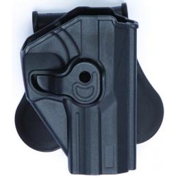 ASG Strike System Polymer USP Pistol Holster - BLACK