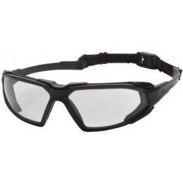 ASG Tactical Strike Systems Clear Lens Protective Glasses - BLACK