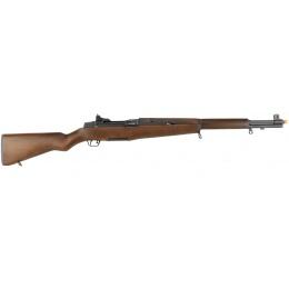 G&G M1 Garand WWII AEG Airsoft Rifle Full Sized Replica - REAL WOOD