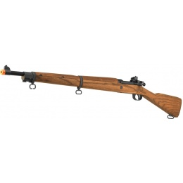 G&G GM1903 A3 Airsoft WWII CO2 Bolt Action Rifle Replica - REAL WOOD