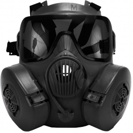 SHS Airsoft Full Face Resident Evil Gas Mask w/ Ventilation Fan