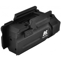 NcStar AQPTF/2 Tactical LED Flashlight 150 Lumens w/ QD Weaver Mount
